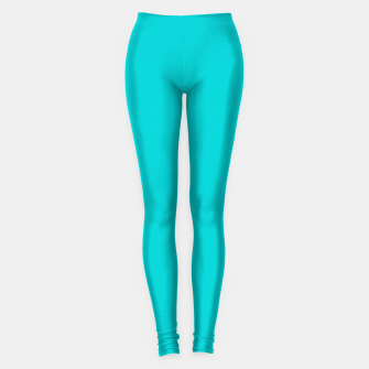 Thumbnail image of color dark turquoise Leggings, Live Heroes