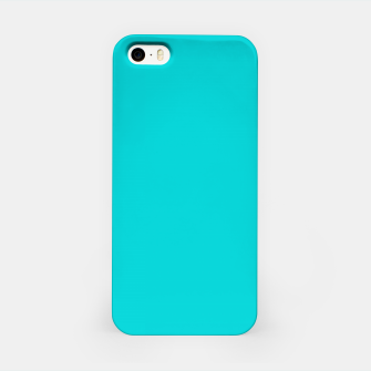 Thumbnail image of color dark turquoise iPhone Case, Live Heroes