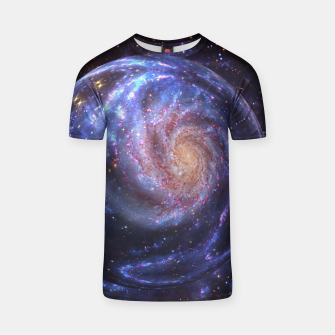 Thumbnail image of Galaxy Bubble T-shirt, Live Heroes