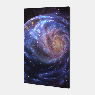 Thumbnail image of Galaxy Bubble Canvas, Live Heroes