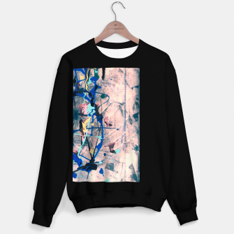 Miniaturka Chrome (action painting) Sweater regular, Live Heroes