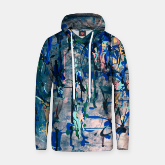 Miniaturka Chrome (action painting) Hoodie, Live Heroes