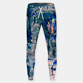 Imagen en miniatura de Chrome (action painting) Sweatpants, Live Heroes