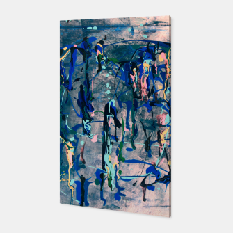Imagen en miniatura de Chrome (action painting) Canvas, Live Heroes