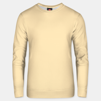 Thumbnail image of color moccasin Unisex sweater, Live Heroes
