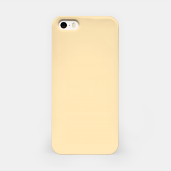 Thumbnail image of color moccasin iPhone Case, Live Heroes