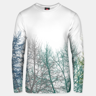 Thumbnail image of Multicolor Graphic Botanical Print Unisex sweater, Live Heroes