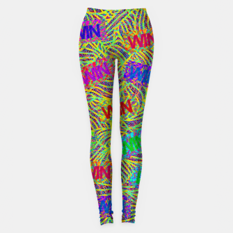 Thumbnail image of Win Leggings, Live Heroes