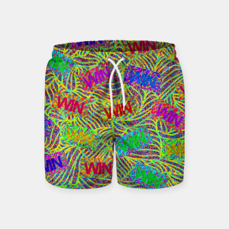 Thumbnail image of Win Swim Shorts, Live Heroes