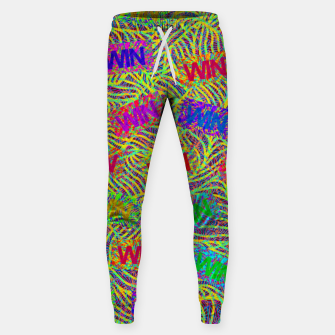 Thumbnail image of Win Sweatpants, Live Heroes