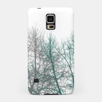 Thumbnail image of Multicolor Graphic Botanical Print Samsung Case, Live Heroes