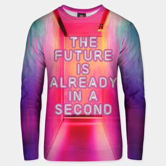 Thumbnail image of FUTURE Unisex sweater, Live Heroes