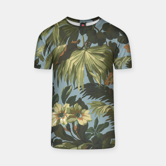 Thumbnail image of flower 4 T-shirt, Live Heroes