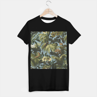 Thumbnail image of flower 4 T-shirt regular, Live Heroes