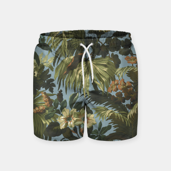 Thumbnail image of flower 4 Swim Shorts, Live Heroes