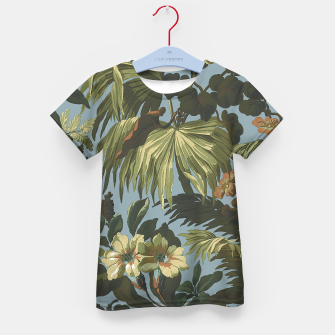 Thumbnail image of flower 4 Kid's t-shirt, Live Heroes