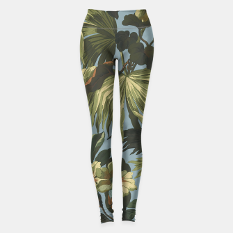 Thumbnail image of flower 4 Leggings, Live Heroes