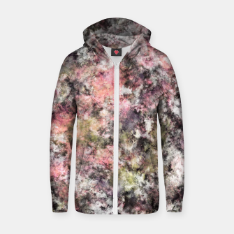 Thumbnail image of Coral Zip up hoodie, Live Heroes