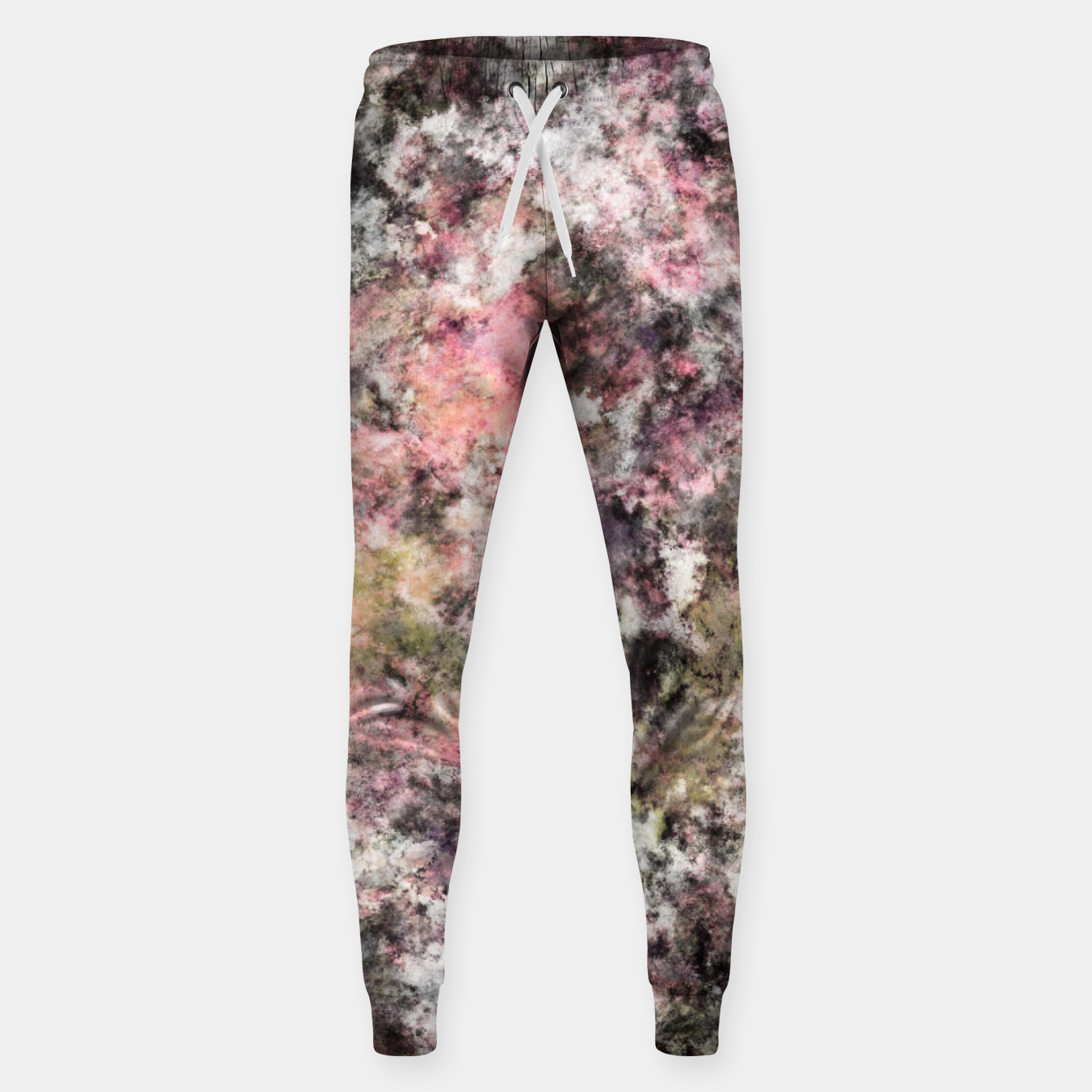 Image of Coral Sweatpants - Live Heroes