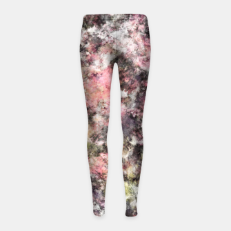 Thumbnail image of Coral Girl's leggings, Live Heroes