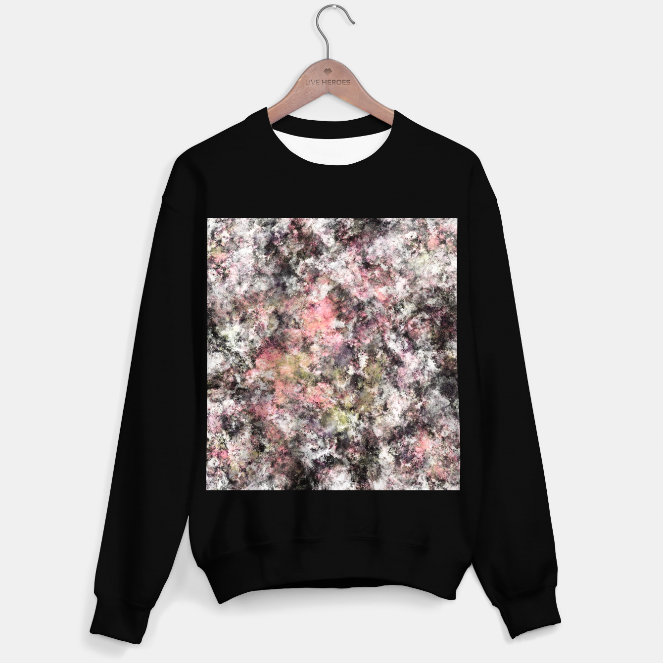 Image of Coral Sweater regular - Live Heroes