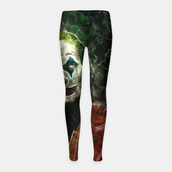 The joke Leggings para niña thumbnail image
