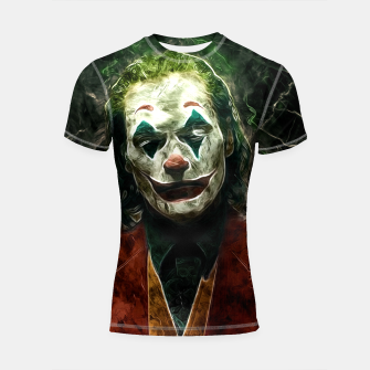 The joke Shortsleeve rashguard thumbnail image
