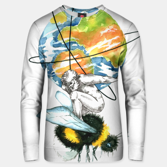 Thumbnail image of atlas Unisex sweater, Live Heroes