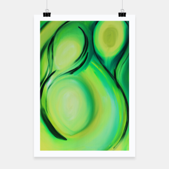 Thumbnail image of Olive Poster, Live Heroes