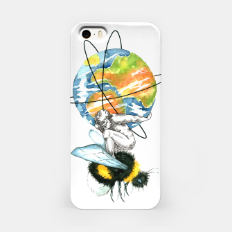 Thumbnail image of atlas iPhone Case, Live Heroes