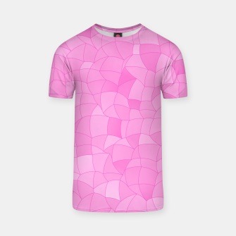 Thumbnail image of Geometric Shapes Fragments Pattern 2 mag2 T-shirt, Live Heroes