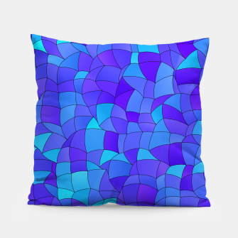Thumbnail image of Geometric Shapes Fragments Pattern 2 std Pillow, Live Heroes