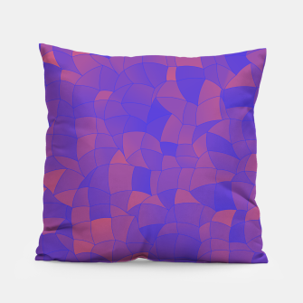 Thumbnail image of Geometric Shapes Fragments Pattern 2 pp2 Pillow, Live Heroes