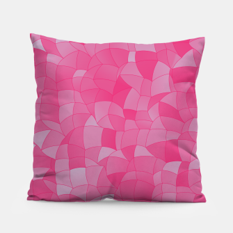 Thumbnail image of Geometric Shapes Fragments Pattern 2 ppb2 Pillow, Live Heroes