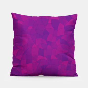 Thumbnail image of Geometric Shapes Fragments Pattern 2 mag3i Pillow, Live Heroes