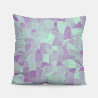 Thumbnail image of Geometric Shapes Fragments Pattern 2 tq2 Pillow, Live Heroes