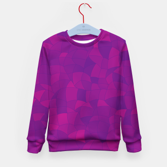 Thumbnail image of Geometric Shapes Fragments Pattern 2 mag3i Kid's sweater, Live Heroes