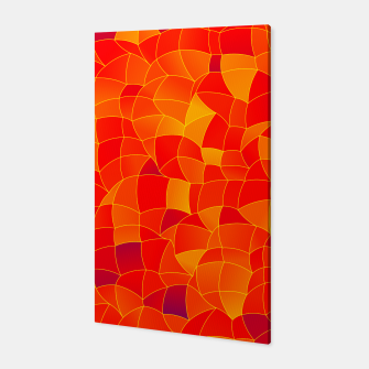 Thumbnail image of Geometric Shapes Fragments Pattern 2 bryi Canvas, Live Heroes