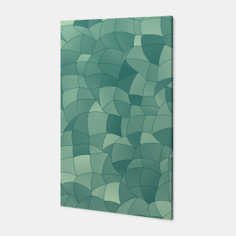 Thumbnail image of Geometric Shapes Fragments Pattern 2 gr Canvas, Live Heroes
