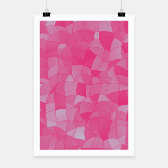 Thumbnail image of Geometric Shapes Fragments Pattern 2 ppb2 Poster, Live Heroes