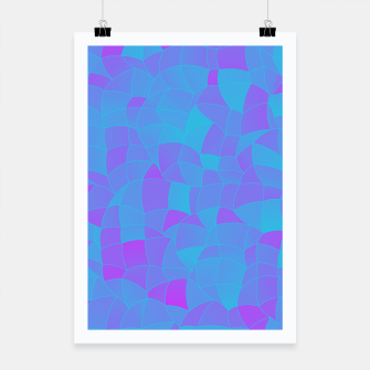 Thumbnail image of Geometric Shapes Fragments Pattern 2 tqp Poster, Live Heroes