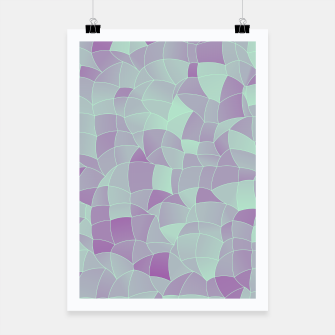 Thumbnail image of Geometric Shapes Fragments Pattern 2 tq2 Poster, Live Heroes