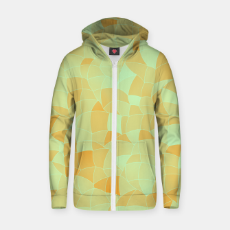 Thumbnail image of Geometric Shapes Fragments Pattern 2 ow Zip up hoodie, Live Heroes