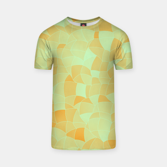 Thumbnail image of Geometric Shapes Fragments Pattern 2 ow T-shirt, Live Heroes