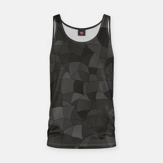 Thumbnail image of Geometric Shapes Fragments Pattern 2 gw Tank Top, Live Heroes