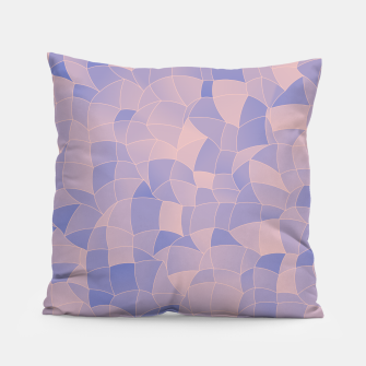 Thumbnail image of Geometric Shapes Fragments Pattern 2 ppb Pillow, Live Heroes