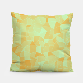 Thumbnail image of Geometric Shapes Fragments Pattern 2 ow Pillow, Live Heroes