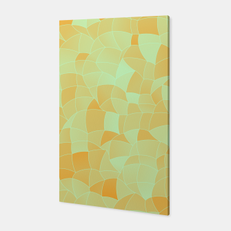 Thumbnail image of Geometric Shapes Fragments Pattern 2 ow Canvas, Live Heroes