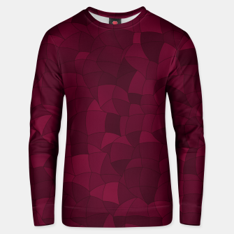 Thumbnail image of Geometric Shapes Fragments Pattern 2 wr Unisex sweater, Live Heroes