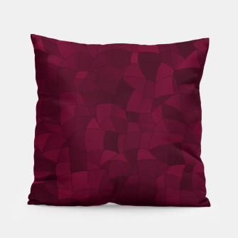 Thumbnail image of Geometric Shapes Fragments Pattern 2 wr Pillow, Live Heroes